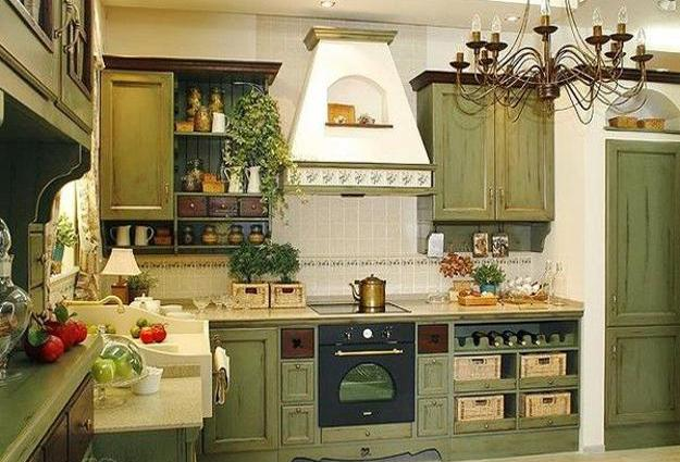 Modern Kitchens And French Country Home Decorating Ideas Provencal Style