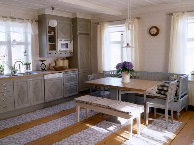 French White Kitchen Ideas