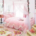 girl bedroom decorating ideas, kids furniture and room colors