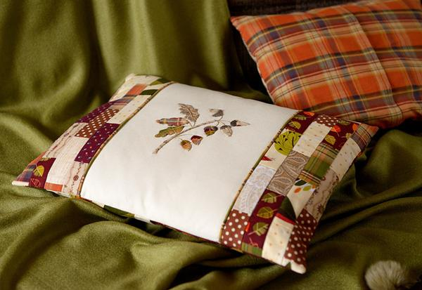 Creative Fabric Applique And Embroidery Designs Turning
