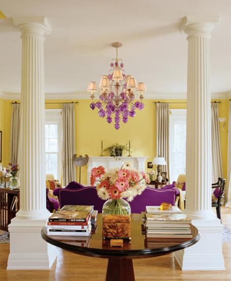 20 Interior Decorating Ideas to Bring Yellow Color and Sunny Look ...
