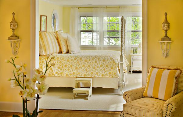 Bedroom Decorating Ideas In Yellow 20 interior decorating ideas to bring yellow color and sunny look