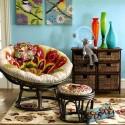 children bedroom furniture, papasan chairs