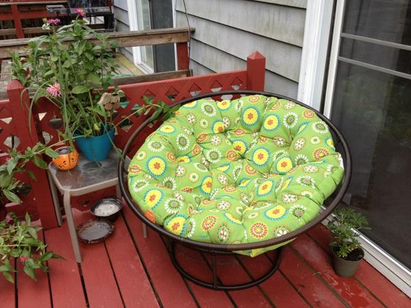 Outdoor Papasan Chair Magroup Co