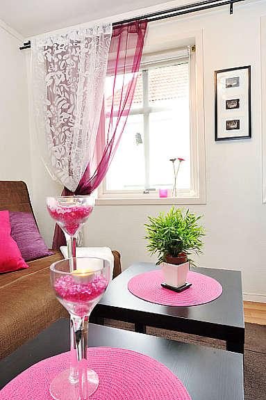 Pink Color Schemes For Modern Home Decorating