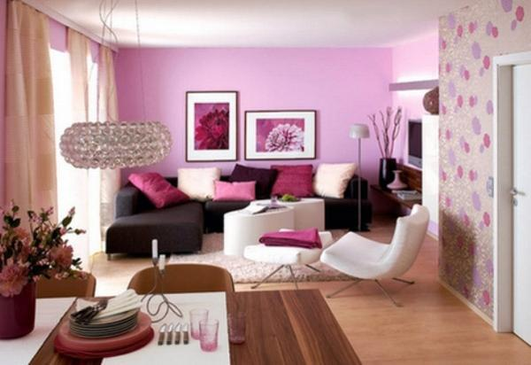 Light Pink Color For Wall Paints And Rich Hues Art Decorative Pillows