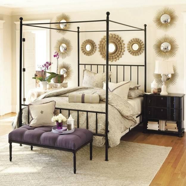 poster bed designs that romanticism to the modern day
