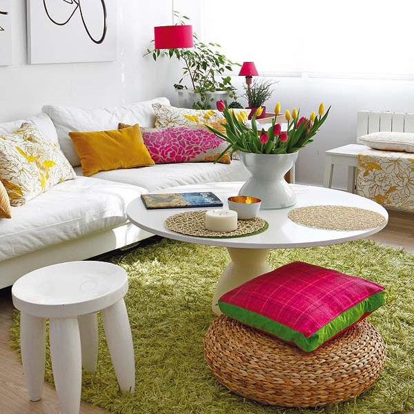 The Most Inspired Unique Contemporary Coffee Tables Ideas: 20 Creative Centerpiece Ideas For Coffee Table Decoration