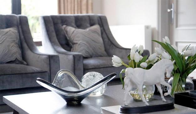 Simple coffee table decor ideas photograph glass ta
