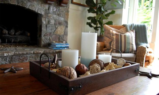 20 Creative Centerpiece Ideas For Coffee Table Decoration