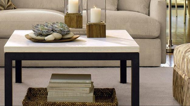 Creative centerpiece ideas for coffee table decoration