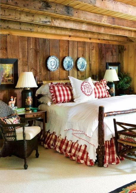 Ideas For Cabin Loft Curtains