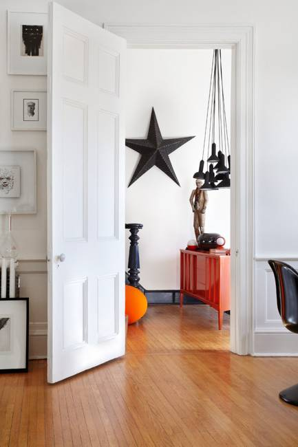 Colorful Modern Interior Decorating Ideas In Eclectic