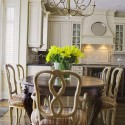 modern kitchen decor and dining room decorating ideas in provencal style