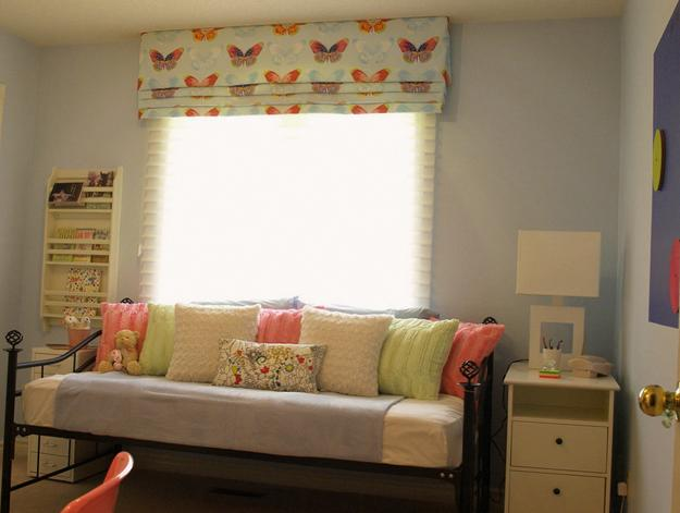 Roman shades to revitalize kids room decorating - Roman shades for kids room ...