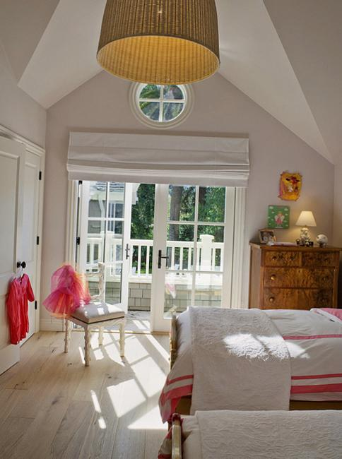 Roman Shades To Revitalize Kids Room Decorating