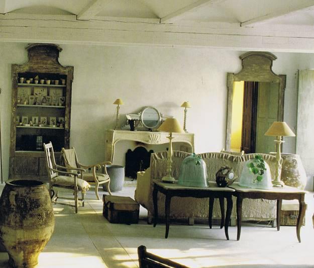 Home Interior Design Ideas Curtains: 15 Interior Design Ideas To Celebrate Provencal Home Decor