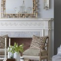 meander fabric prints and decoration patterns for home interiors