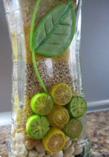 22 Modern Ideas For Table Decoration With Lemons And Yellow Green Color Combinations