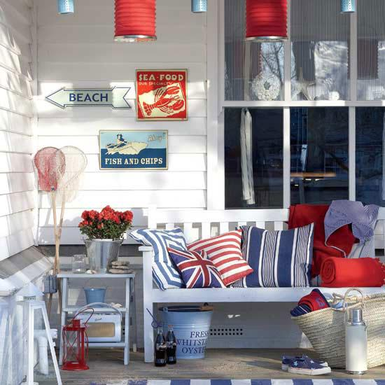 modern interior decorating with british symbols 30