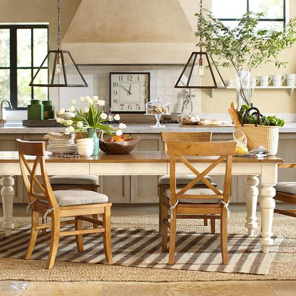 Fabulous Pottery Barn Farmhouse Kitchen Table 600 x 600 · 74 kB · jpeg