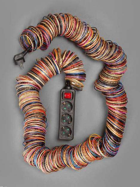 Creative Decorating Ideas for Electric Cords