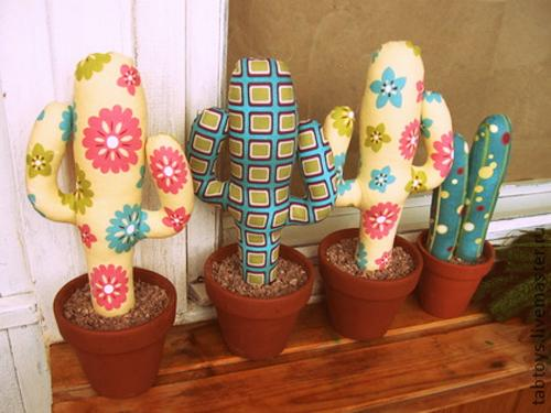 home decorating ideas with fabric home decorating with cacti and handmade cactus home 12730