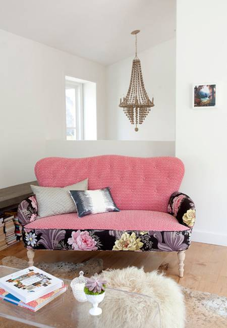 How to Match Decor Colors and Home Furnishings with Colorful Fabric ...