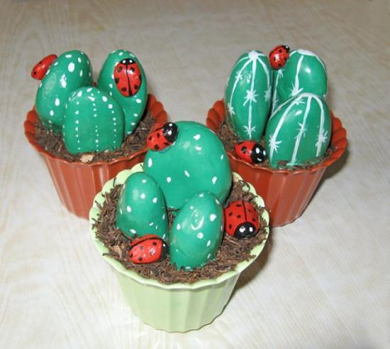 Decorating With Cacti And Handmade Cactus Home Decorations