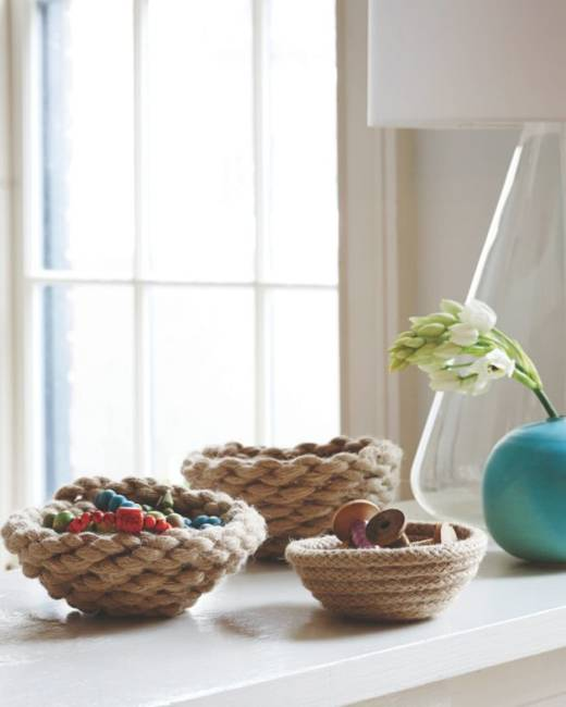 50 Best Home Decorating Ideas: 50 Eco Friendly And Modern Home Decor Ideas Created With Natural Rope