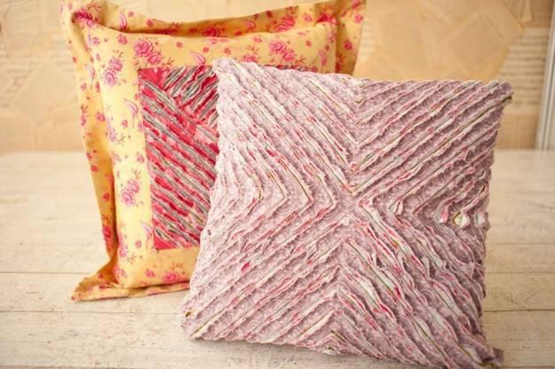 Beautiful chenille fabrics and modern decor accessories in for Unique decorative accessories