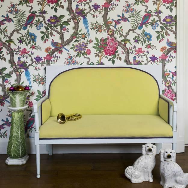 modern decoration patterns for unique vintage decor - Wallpaper For Homes Decorating