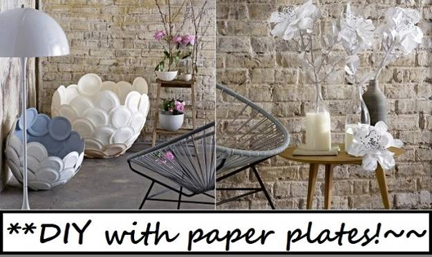 15 Creative And Modern Ideas For Interior Decorating And Recycling Paper