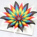 paper craft ideas for interior decorating, recycled crafts