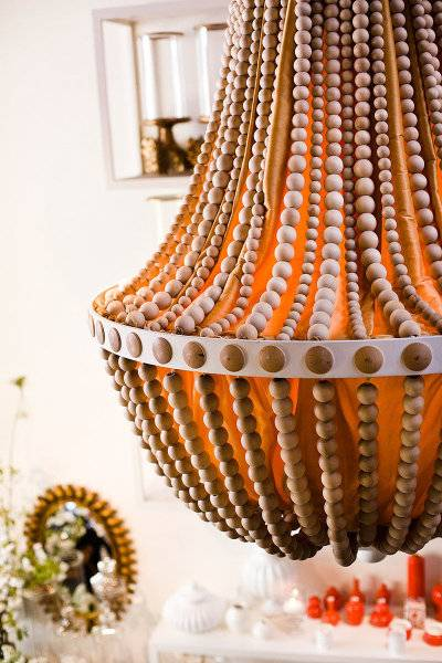 Whether your interior decorating style is contemporary, colonial, country or classic, handcrafted wooden beads and decorative balls can find their perfect places in room decor, blending creative and modern ideas with traditional material that enhance living spaces by adding simple and elegant crafts and home accents to modern room decor in any style.