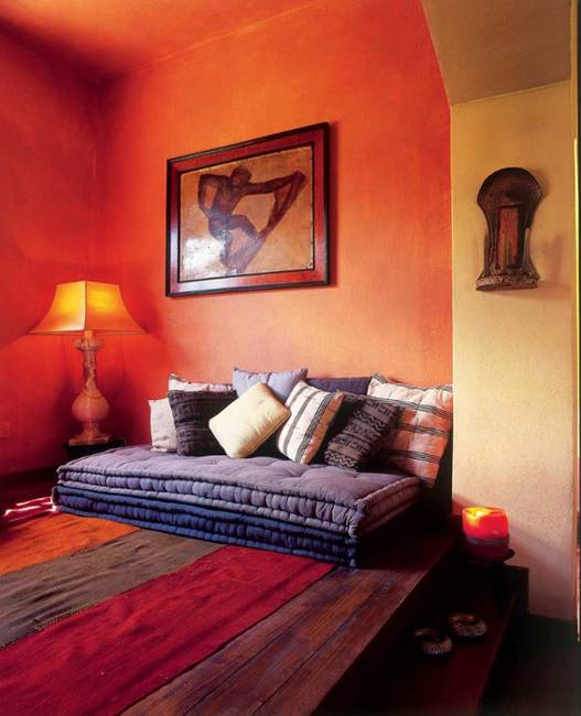 advertisement continue reading below - African Bedroom Decorating Ideas
