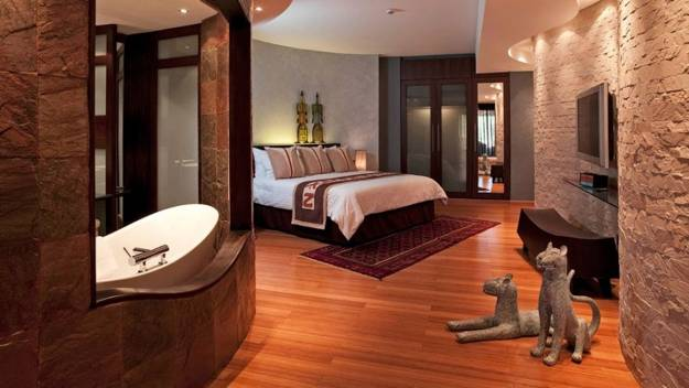 modern bedroom decor african decoration ideas - African Bedroom Decorating Ideas