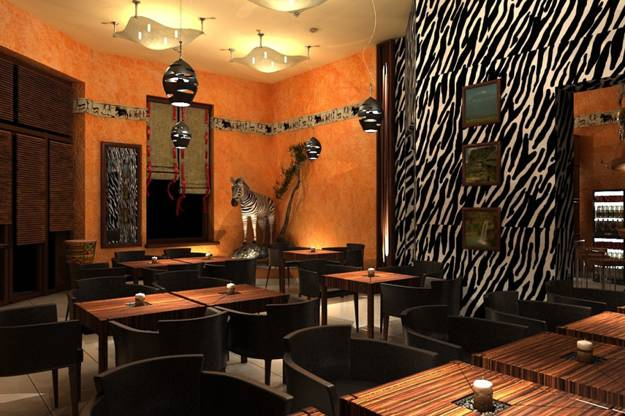 Interior Design Ideas African Theme