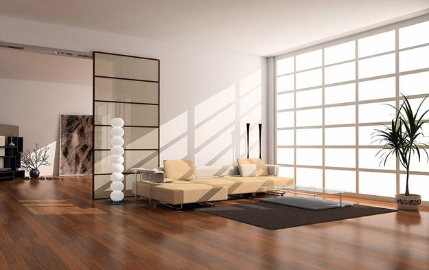 Asian Interior Decorating In Japanese Minimalist Style