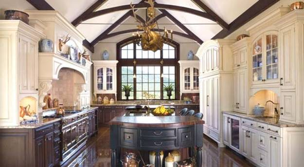 Farmhouse Kitchen Styles White Cabinets