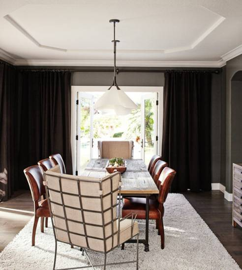 Classy Interior Decorating With Rich Accents And Decor