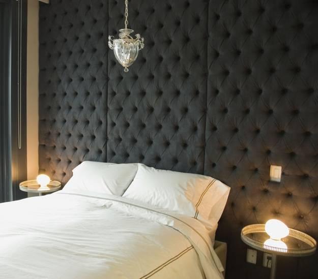 25 upholstered bed headboards revitalizing modern bedroom for Bedroom ideas upholstered headboard