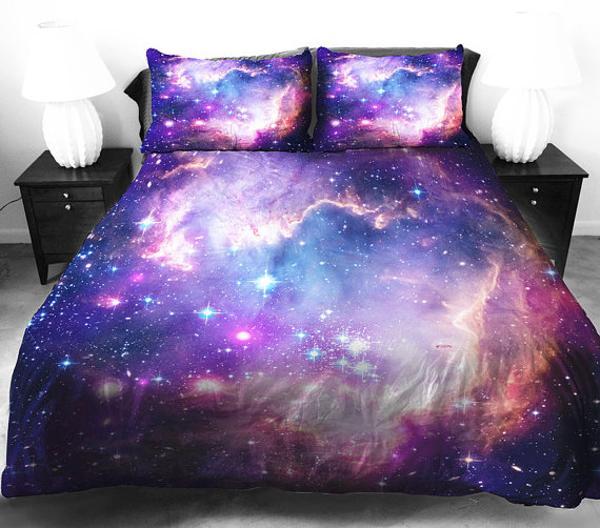 Ideal Unique cosmos bedding sets for bedroom decor