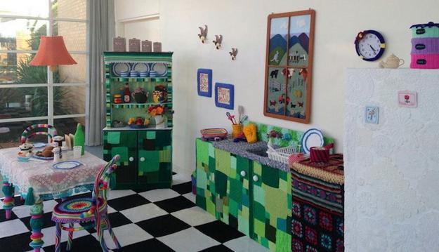Unique Kitchen Decor, Art And Craft Project