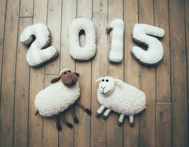 Modern Decor Ideas And Room Colors For 2015 The Year Of Sheep Goat