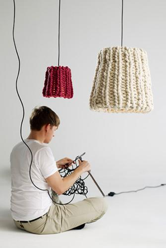 When it comes to rela and unwinding winter decorating  hand knitted  furniture and decor accessories are the best  These handmade home  decorations will. 15 Fabulous Knitting Ideas Bringing Personality into Winter Decorating