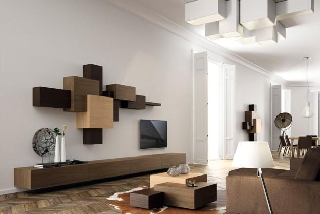 Constructivist And Suprematist Interior Styles
