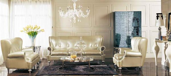 Living Room Furniture In Classic Style For Modern Interior Decorating In Vintage  Style Part 34