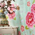 spring decorating with flowers, floral prints and flower designs