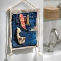 denim trends in decorating, craft ideas